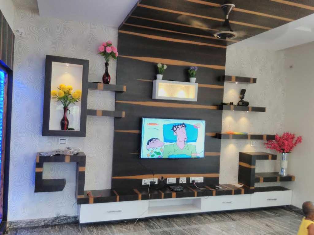 modern tv show unit