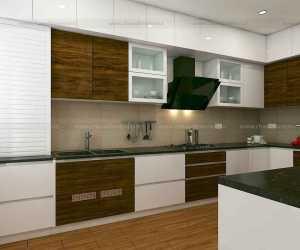 Kitchen interior design in Mangalore