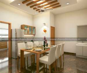 dining false ceiling